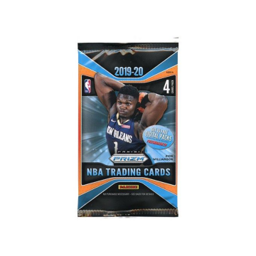 2019-20 Panini Prizm Basketball Blaster Pack