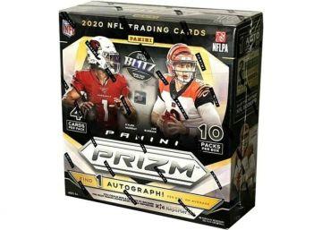 2020 Panini Prizm Football Mega 40ct Box (Walmart)