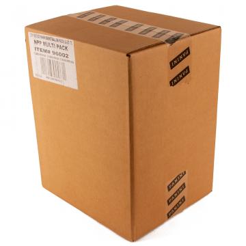 2020-21 Panini Prizm Basketball Cello Multi -Pack 20 Box Case