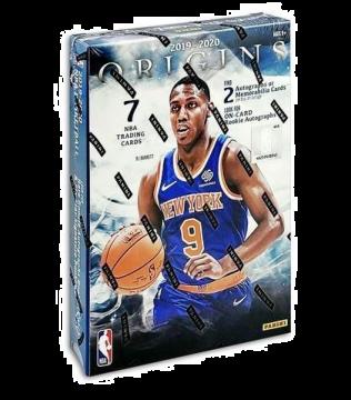 2019-20 Panini Origins Basketball Hobby Box