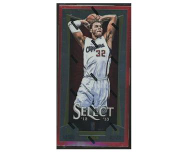 2012-13 Panini Select Basketball Hobby Box