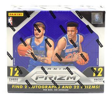 2018-19 Panini Prizm Basketball Hobby Box