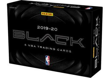 2019-20 Panini Black Basketball Hobby Box