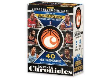 2019-20 Panini Chronicles Basketball Blaster Box