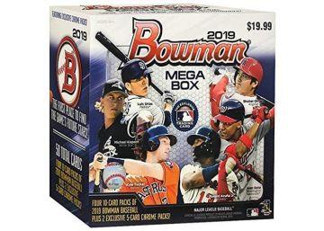 2019 Bowman Baseball Mega Box