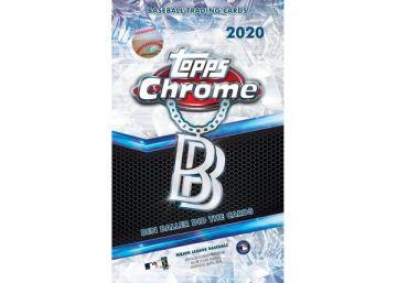 2020 Topps Chrome Baseball Ben Baller Edition Hobby Box