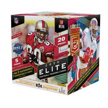 2020 Panini Elite Football Hobby Box