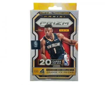 2020-21 Panini Prizm Basketball Hanger Box