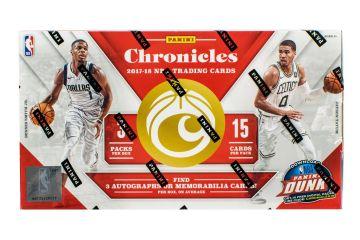 2017-18 Panini Chronicles Basketball Hobby Box
