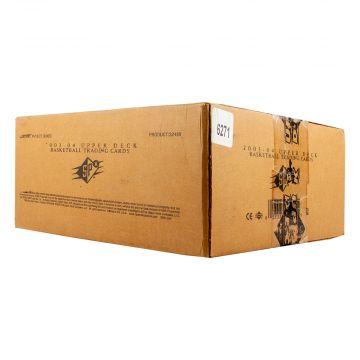 2003-04 Upper Deck SPX Basketball Hobby 14 Box Case