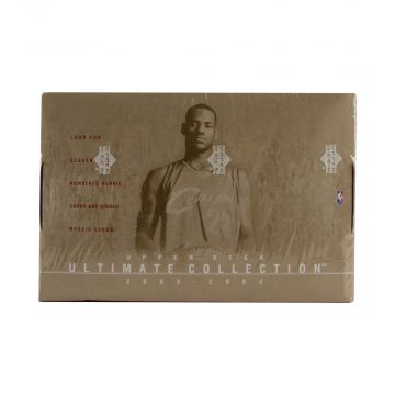 2003-04 Upper Deck Ultimate Collection Basketball Box