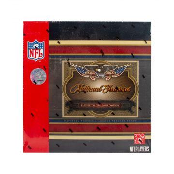 2006 Playoff National Treasures Football Hobby Box