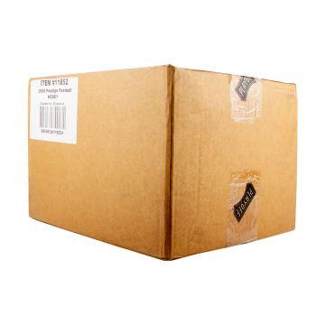 2006 Panini Prestige Football Hobby 12 Box Case