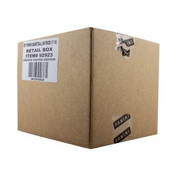 2017-18 Panini Prizm Basketball Fast Break 20 Box Case