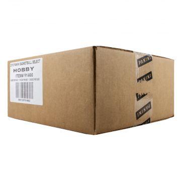 2017-18 Panini Select Basketball Hobby 12 Box Case