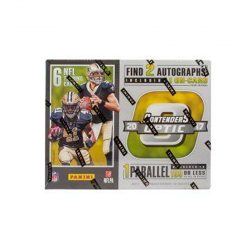2017 Panini Contenders Optic Football Hobby Box