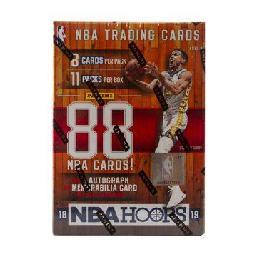 2018-19 Panini NBA Hoops Basketball Blaster Box