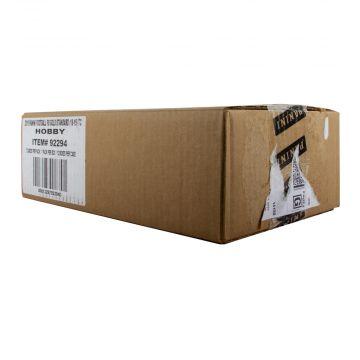 2018 Panini Gold Standard Football Hobby 12 Box Case