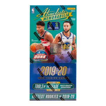 2019-20 Panini Absolute Memorabilia Basketball Hobby Box