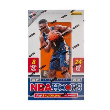 2019-20 Panini NBA Hoops Basketball Hobby Box