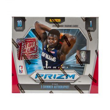 2019-20 Panini Prizm 1st Off the Line Premium Edition Basketball Box
