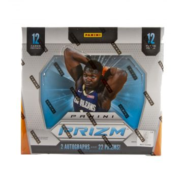 2019-20 Panini Prizm Basketball Hobby Box