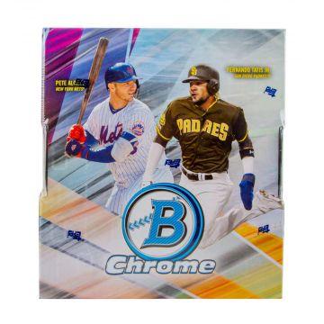 2019 Bowman Chrome Hobby Baseball Box
