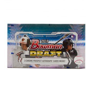 2019 Bowman Draft HTA Jumbo Baseball Box