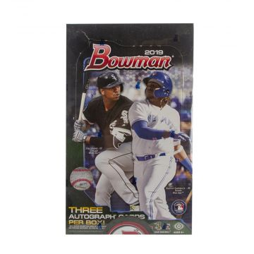 2019 Bowman Baseball HTA Jumbos Box