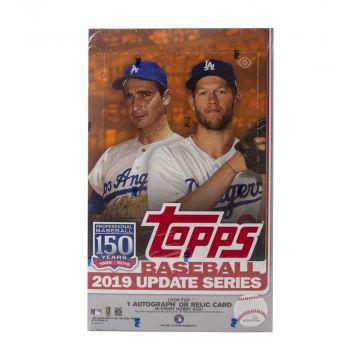 2019 Topps Update Hobby Baseball Box