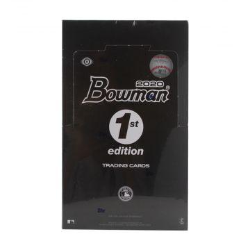 2020 Bowman 1st Edition Hobby Baseball Box