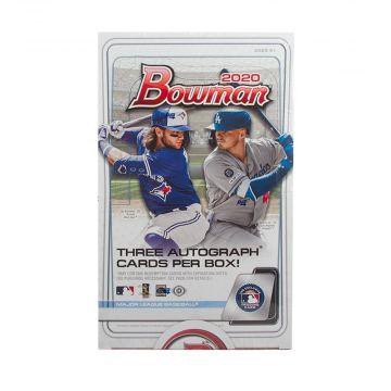 2020 Bowman Baseball HTA Jumbo Box