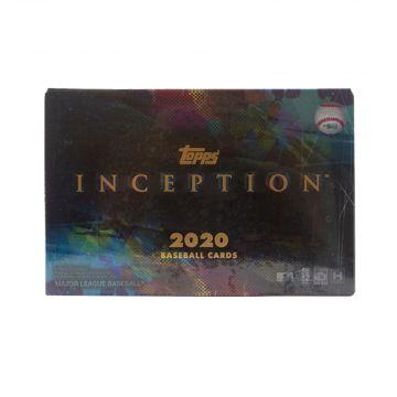 2020 Topps Inception Hobby Baseball Box