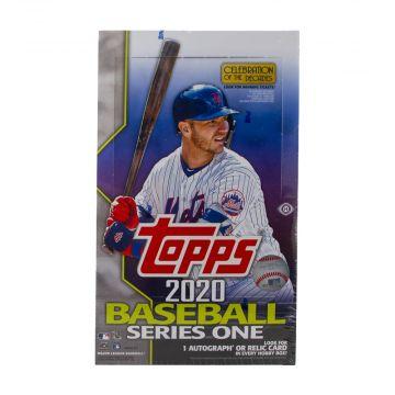 2020 Topps Series 1 Hobby Baseball Box