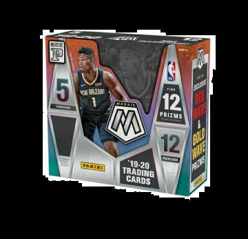 2019-20 Panini Mosaic Basketball TMall Edition Hobby Box