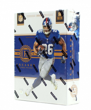 2018 Panini Encased Football Hobby Box