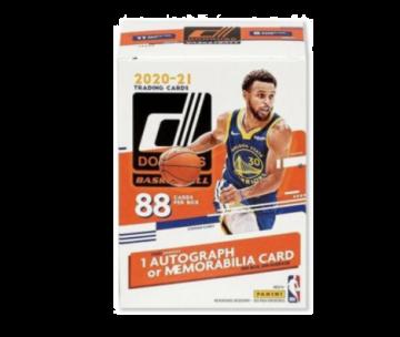 2020-21 Panini Donruss Basketball Blaster Box