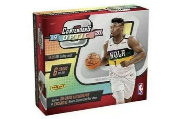 2019-20 Panini Contenders Optic Basketball Tmall Edition Box