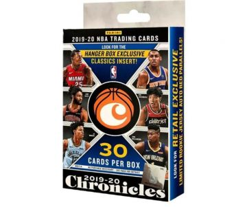 2019-20 Panini Chronicles Basketball Hanger Box