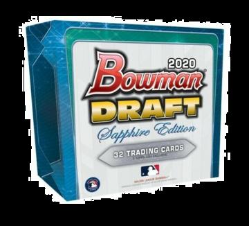 2020 Bowman Draft Sapphire Edition Baseball Hobby Box