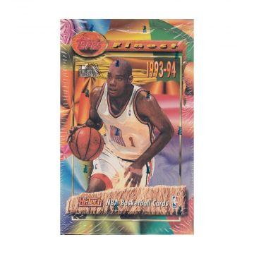 1993-94 Topps Finest Basketball Hobby Box