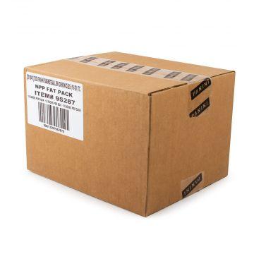 2019-20 Panini Chronicles Basketball Fat Pack Cello 12 Box Case