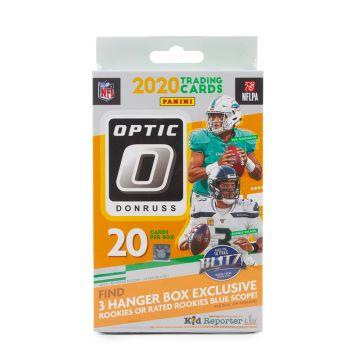 2020 Panini Donruss Optic Football Hanger Box