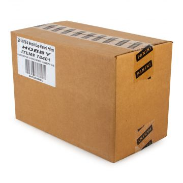 2014 Panini Prizm FIFA World Cup Soccer Hobby 12 Box Case
