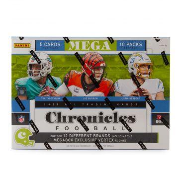 2020 Panini Chronicles Football Mega Box (Vertex Rookies)