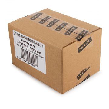 2020-21 Panini Origins Basketball Hobby 12 Box Case