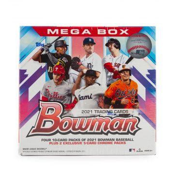 2021 Bowman Baseball Mega Box