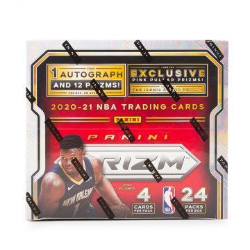 2020-21 Panini Prizm Basketball Retail Box