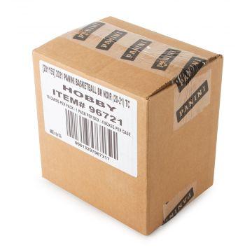 2020-21 Panini Noir Basketball Hobby 4 Box Case