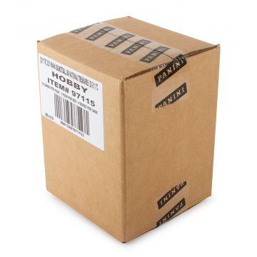 2020-21 Panini National Treasures Basketball Hobby 4 Box Case